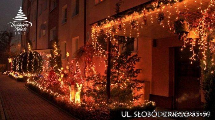 Świdnica: Oświetlili domy, zdobyli nagrody
