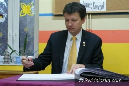 Walim: Rzecznik Praw Dziecka z wizytą w Jugowicach