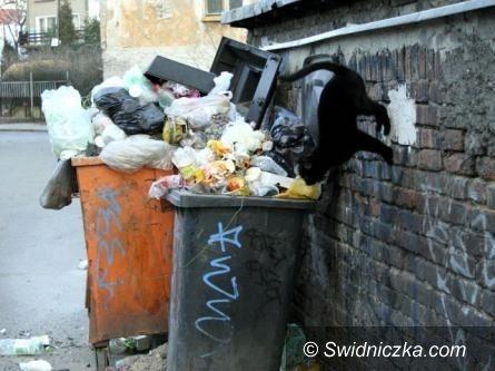Świebodzice/Kraj: Protest w sprawie uchwały śmieciowej