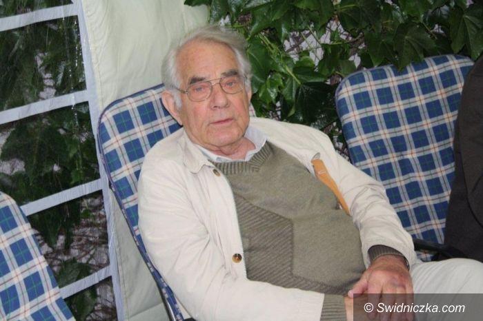 Świebodzice: Odszedł Armin Fuchs, przyjaciel Świebodzic