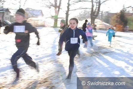 Świdnica: Lekkoatleci przywitali Nowy Rok