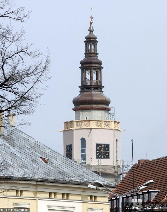 Świdnica: Wieża Ratuszowa znalazła właściciela na jeden dzień