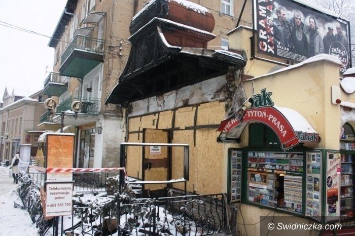 Szczawno-Zdrój: Sprawca podpalenia