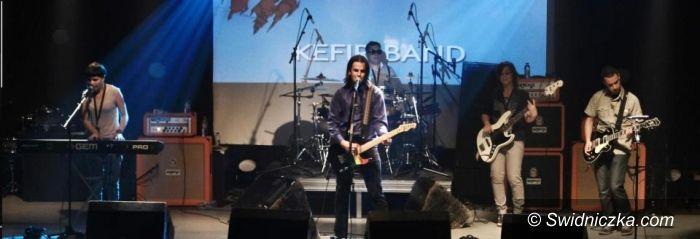 Świdnica: Kefir Band i Krótkie Spięcie