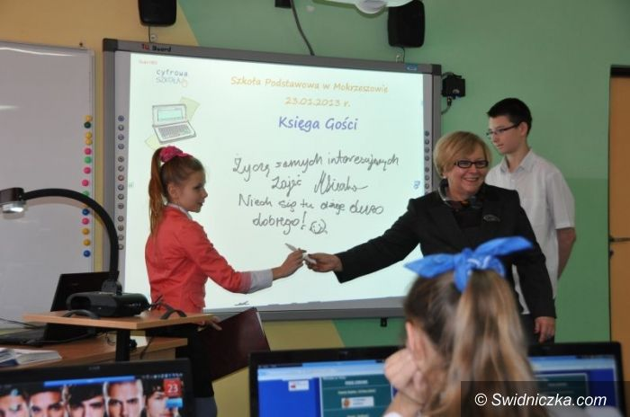 Mokrzeszów: Rewolucja w Mokrzeszowie
