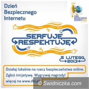 """Kraj: Dzień Bezpiecznego Internetu – """"Serfuję, Respektuję"""""""