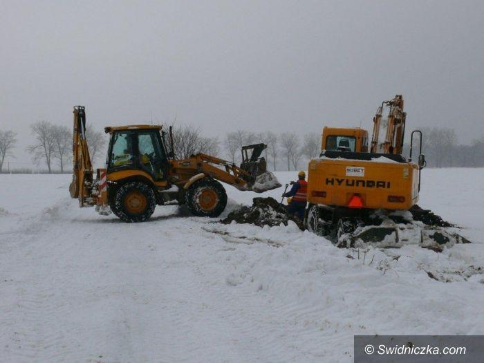 Gmina Strzegom: Przyłączają się do kanalizacji
