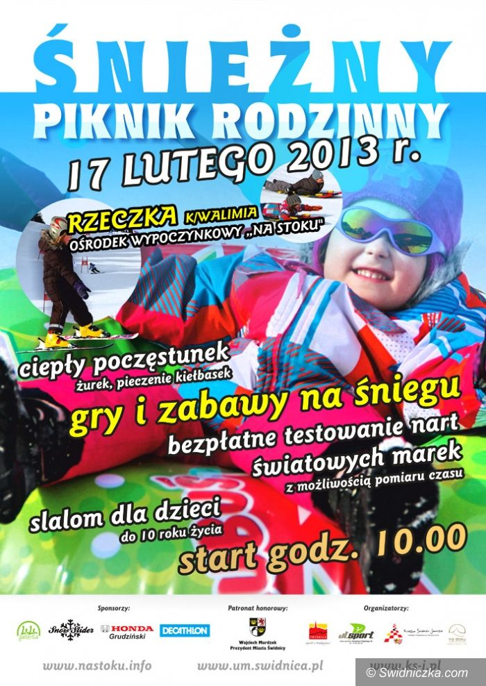 Rzeczka: Śnieżny Piknik Rodzinny w Rzeczce już 17 lutego – będzie darmowy transport dla mieszkańców