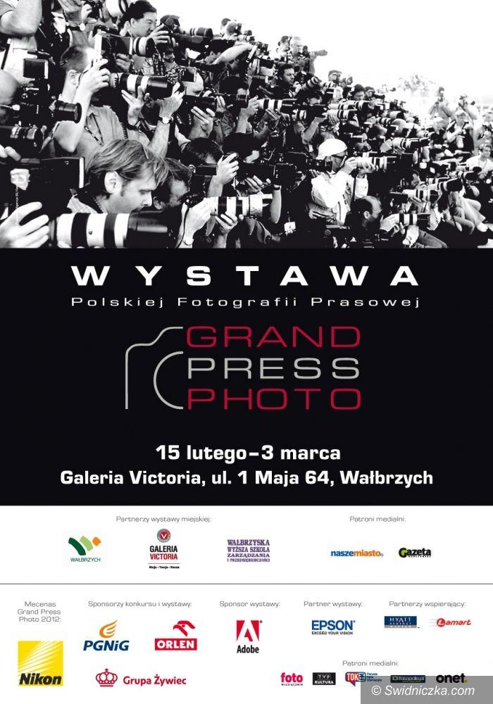 Wałbrzych: Wystawa Grand Press Photo w Galerii Victoria