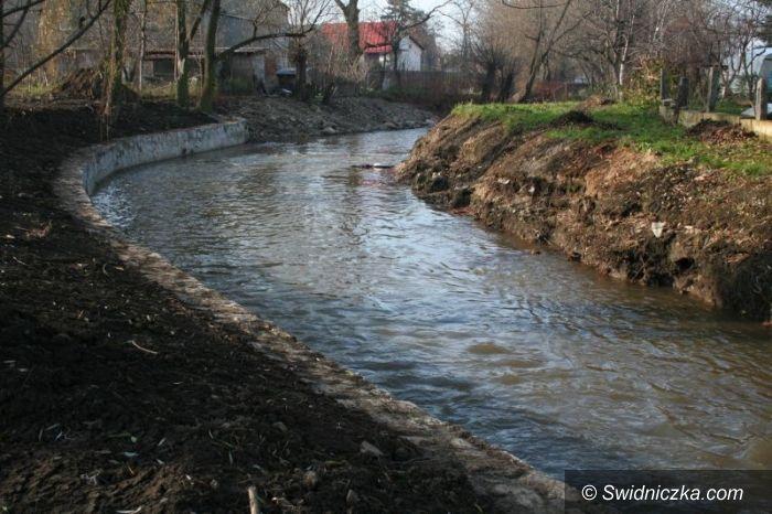 Świebodzice: Wspólnie w sprawie rzeki
