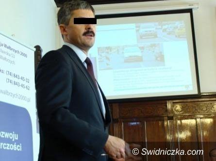 Wałbrzych: Czarne chmury nad byłym prezydentem Wałbrzycha