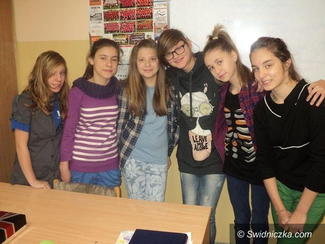 Świdnica: Wolontariat uczniowski przy świetlicy szkolnej w SP 6