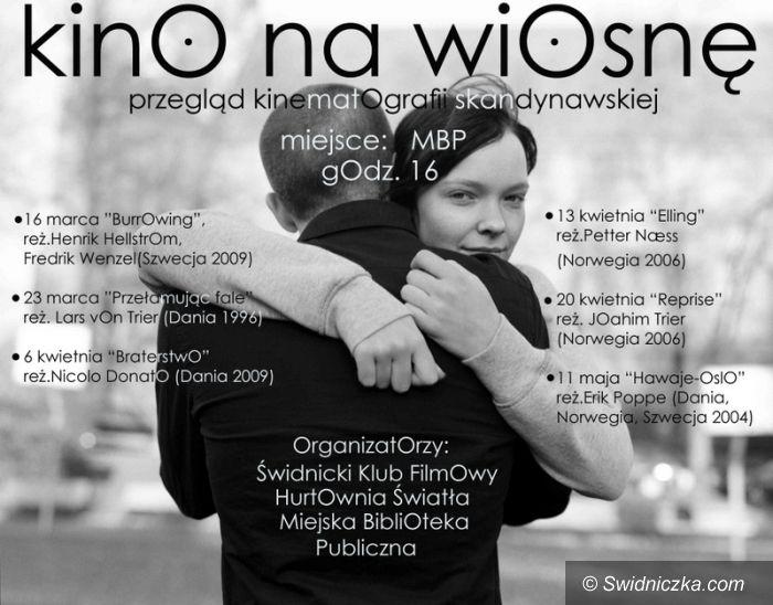 Świdnica: Kino na wiosnę: przegląd kinematografii skandynawskiej