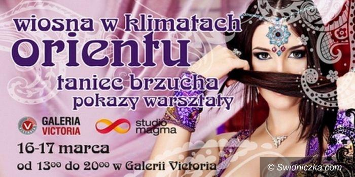 Wałbrzych: Wiosna w klimatach orientu – Galeria Victoria 16–17 marca