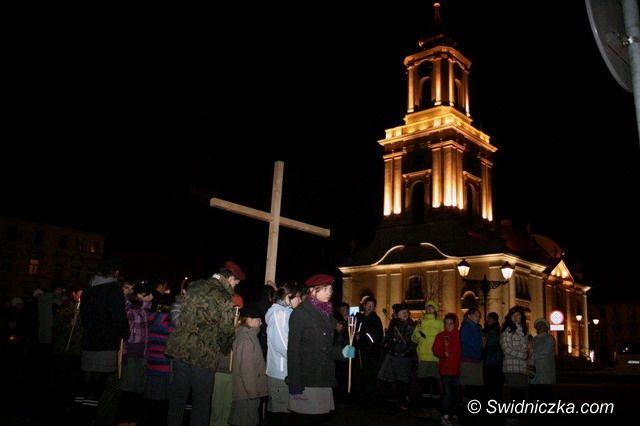 Świebodzice: Zapraszamy na Miejską Drogę Krzyżową