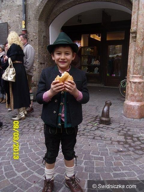 Telfs: Z Comeniusem do Innsbrucku