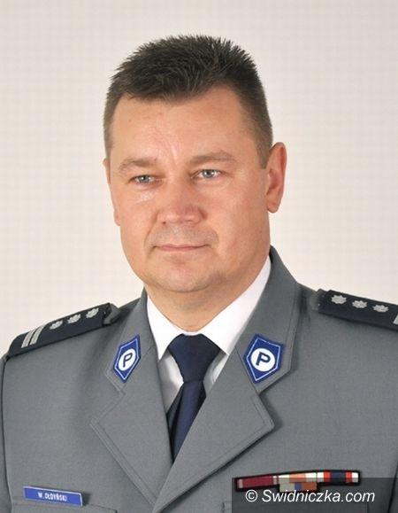 Dolny Śląsk: Nowy Komendant Wojewódzki dolnośląskiej Policji