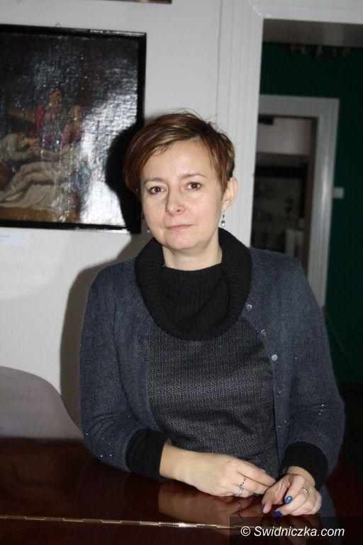 Wałbrzych: Wywiad z Barbarą Malinowską