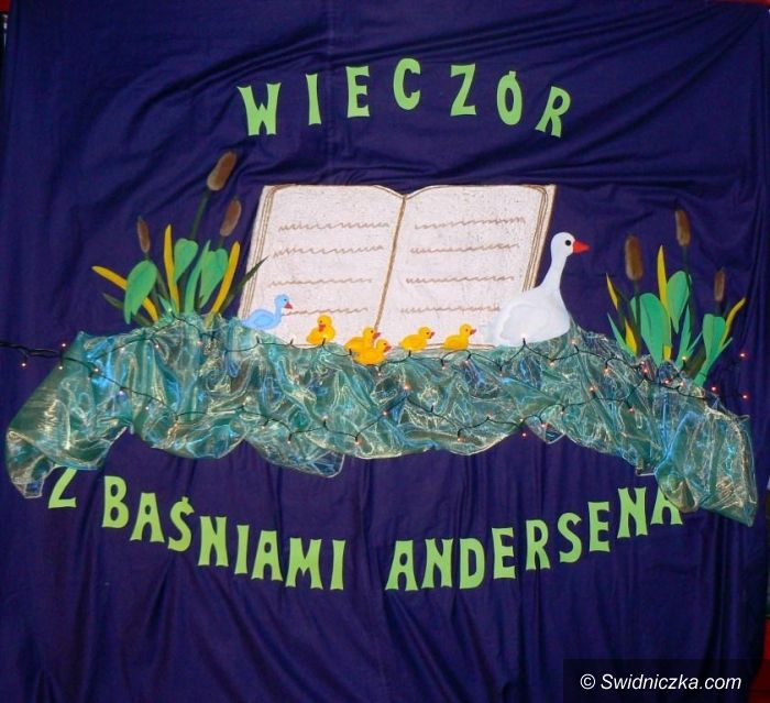 Świdnica: Wieczór z baśniami Andersena