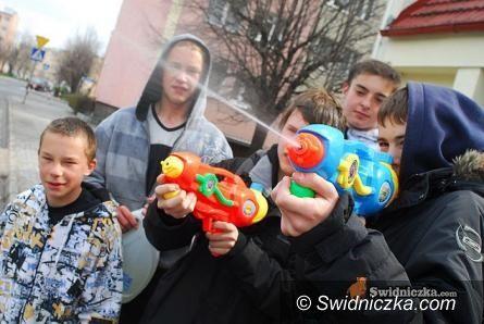 Świdnica: Lany poniedziałek – apel policji