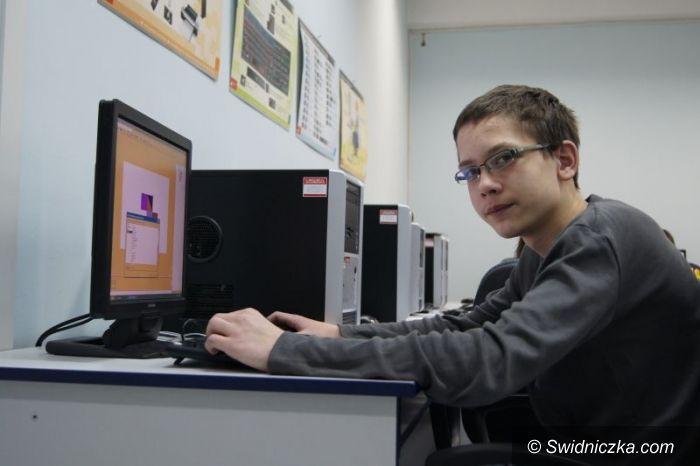 Świdnica: Sukces młodego informatyka z Gimnazjum nr 1