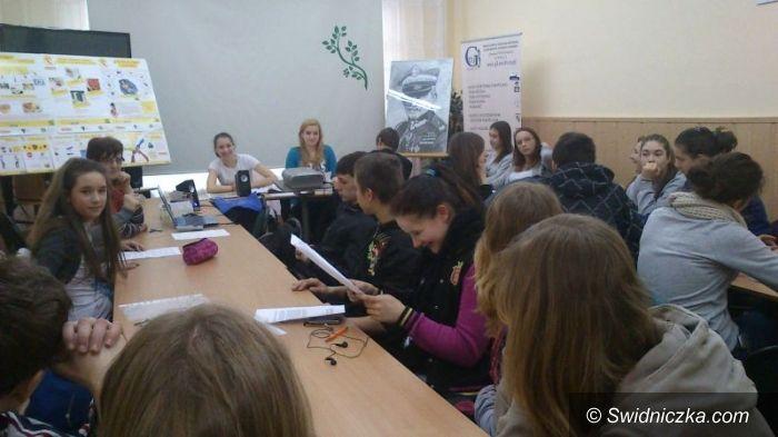 Świdnica: Debata szkolna – ekologiczne zakupy
