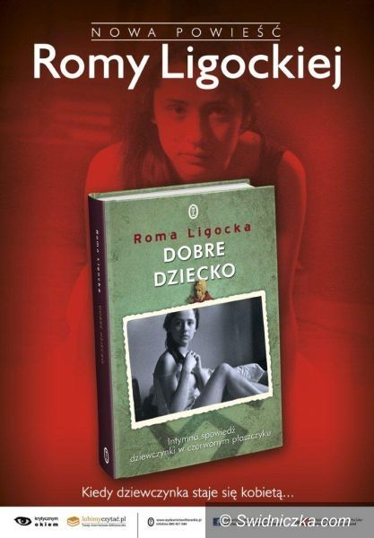 Świdnica: Spotkanie autorskie z Romą Ligocką