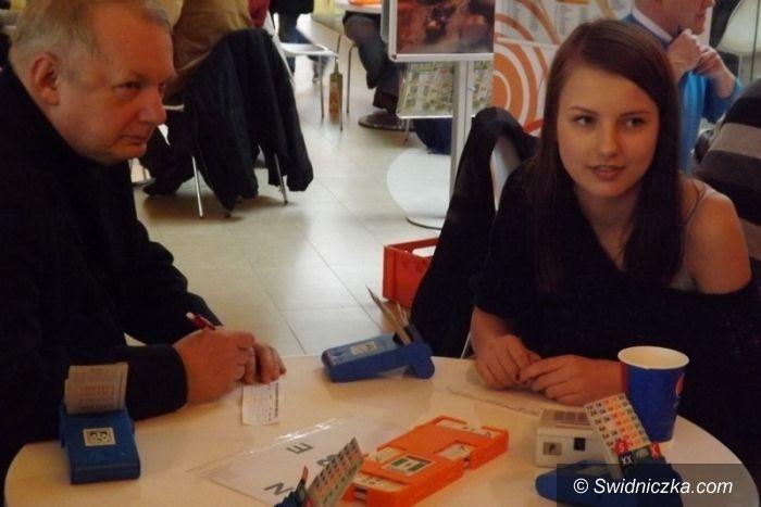 Wałbrzych: Olimpiada Gier Umysłowych w Galerii Victoria