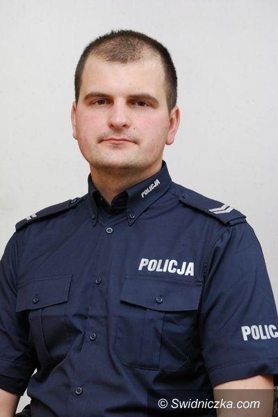 Gmina Świdnica: Zmiana dzielnicowego w gminie Świdnica