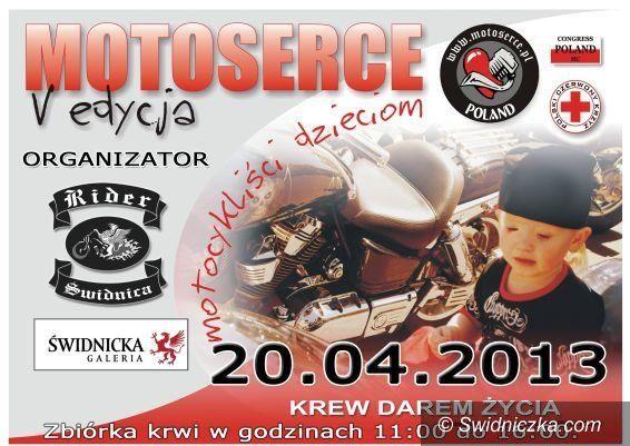 Świdnica: Motocykliści z sercem