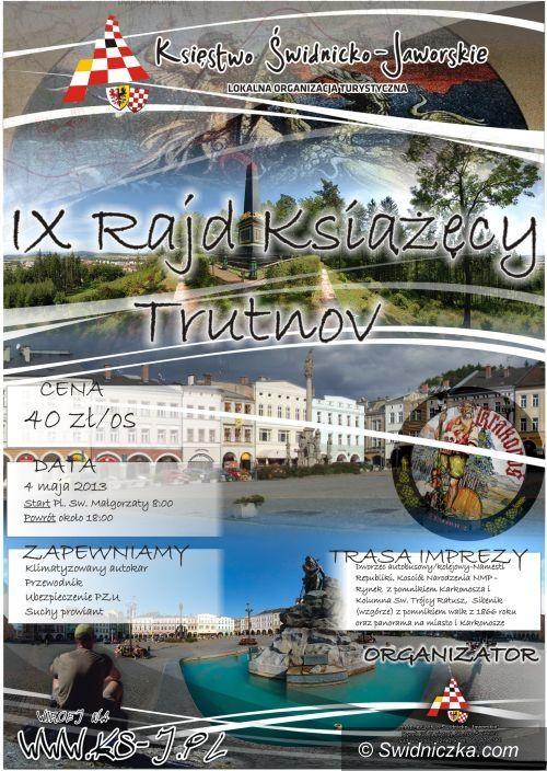 Świdnica/Trutnov: 4 maja wyruszą do Trutnova