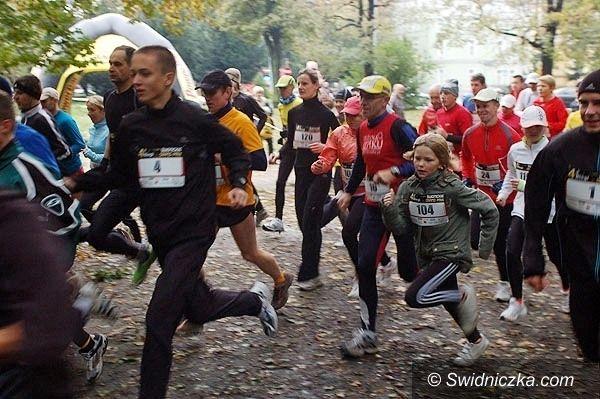 Świdnica: Majowe bieganie w Świdnicy