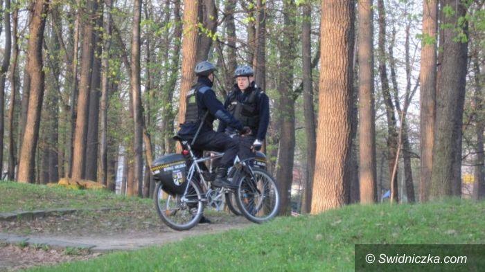Świdnica: Rowerowe patrole ruszyły