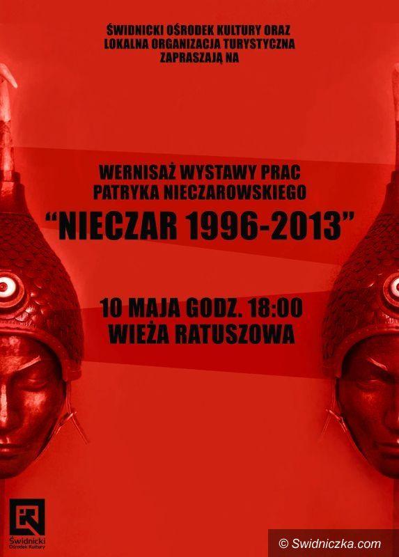 Świdnica: Wernisaż prac Patryka Nieczarowskiego