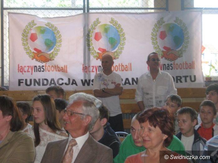 Lutomia Dolna: Piłkarskie szaleństwo w Lutomi Dolnej!