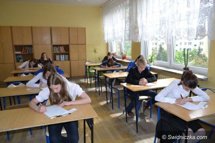 Świdnica: VIII Międzyszkolny Konkurs Języka Polskiego w SP 4
