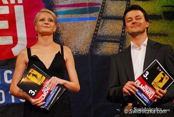 Świdnica: Małgorzata Kożuchowska promuje 6. Festiwal Reżyserii Filmowej w Świdnicy