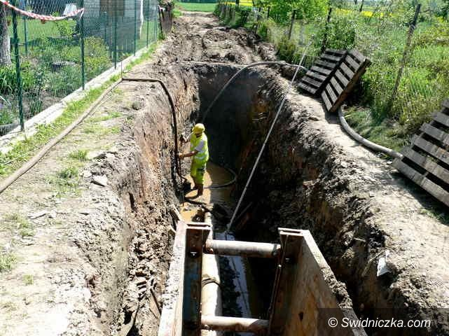 Goczałków Górny: Kanalizacja Goczałkowa Górnego coraz bliżej końca