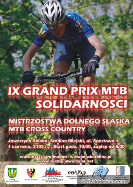 Jaworzyna Śląska: Zbliża się Grand Prix MTB Solidarności