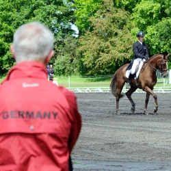 Morawa: Strzegom Horse Trials: Niemcy najlepsi po ujeżdżeniu w Pucharze Narodów