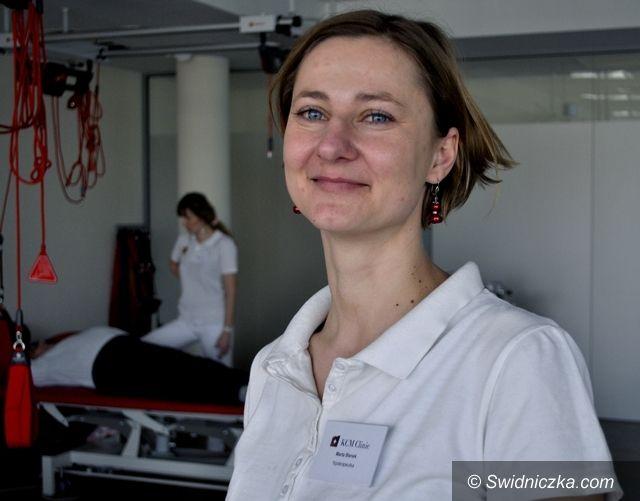 Jelenia Góra: Do wieczora rehabilitacja w KCM Clinic