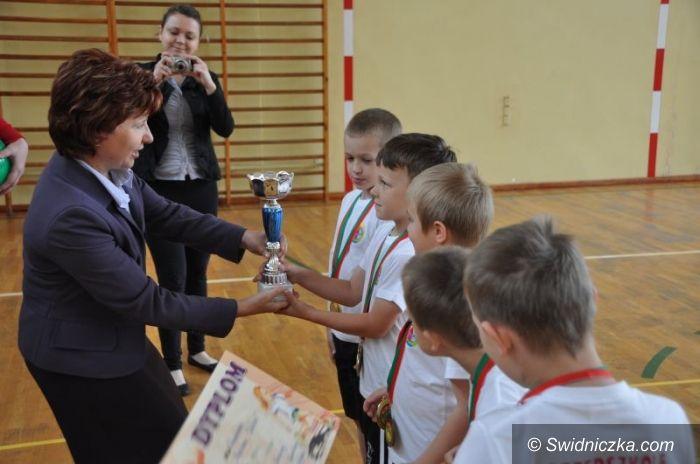 Pszenno: Sportowe zmagania przedszkolaków
