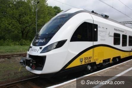 Region: Nowy rozkład jazdy pociągów już obowiązuje