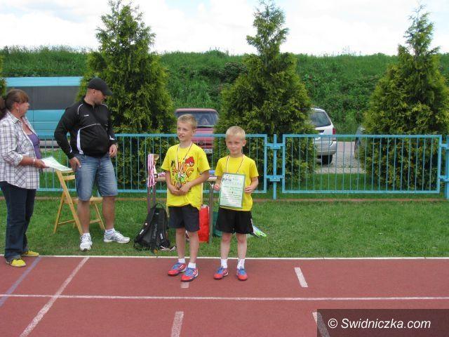 Świdnica: Zmagania młodych lekkoatletów
