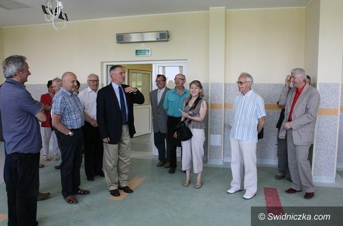Wałbrzych: Nowy oddział pulmonologiczny w Wałbrzychu