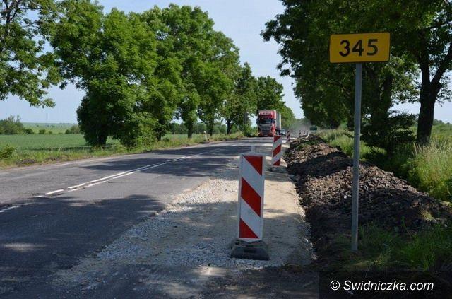 Region: Kolejna droga wojewódzka w remoncie