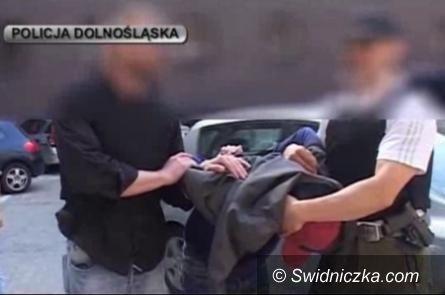 Kraj: Policja zatrzymała sprawcę napadu na bank w Wałbrzychu