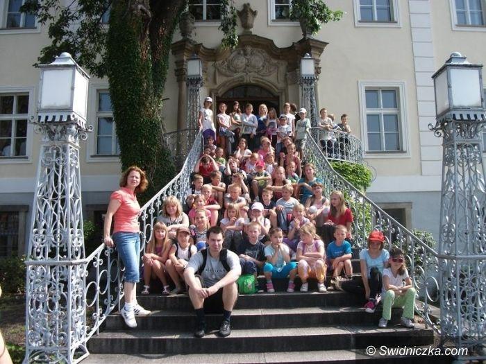 Gmina Świdnica: Gorce lato w gminie Świdnica