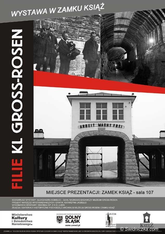 """Wałbrzych: Zapraszamy na wystawę """"Filie KL Gross–Rosen"""""""