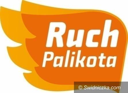 Wałbrzych: Zarząd Wałbrzyskiego Okręgu Ruchu Palikota podał się do dymisji